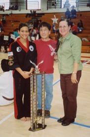 Grand Champion, Belen 2008