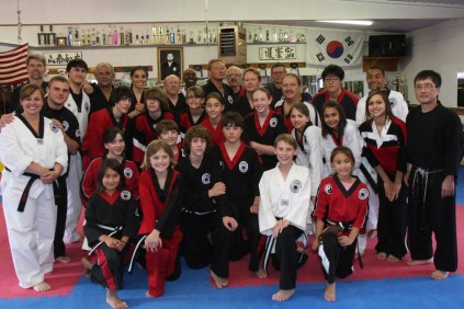 Some new Black Belts